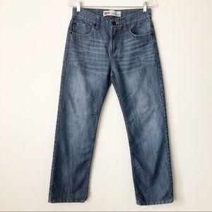 Levi's 514 Slim Straight Men's Jeans 18 W29 x L29